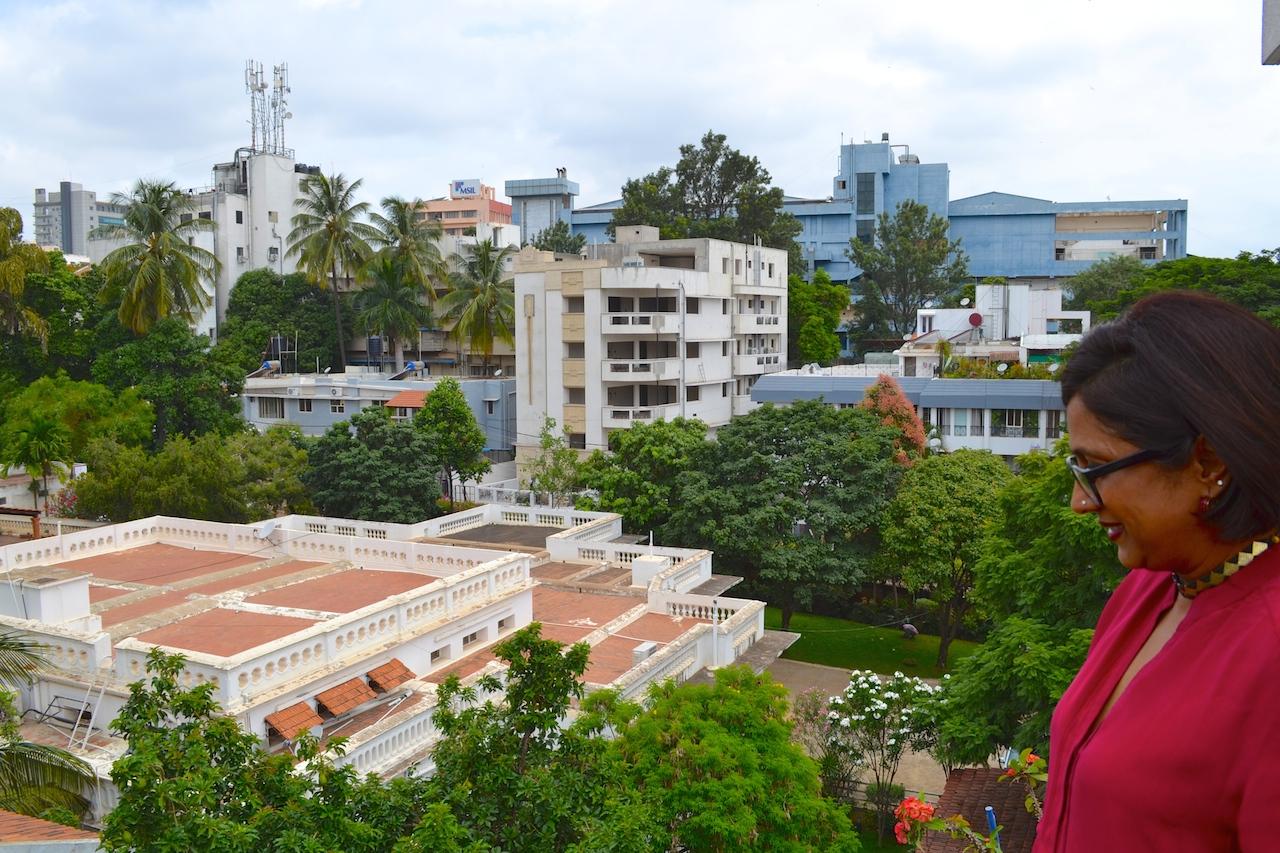 indira first steps bangalore