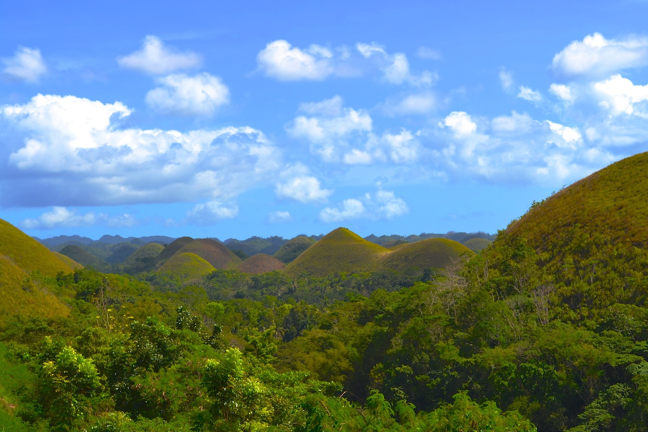 Stunning Chocolate Hills