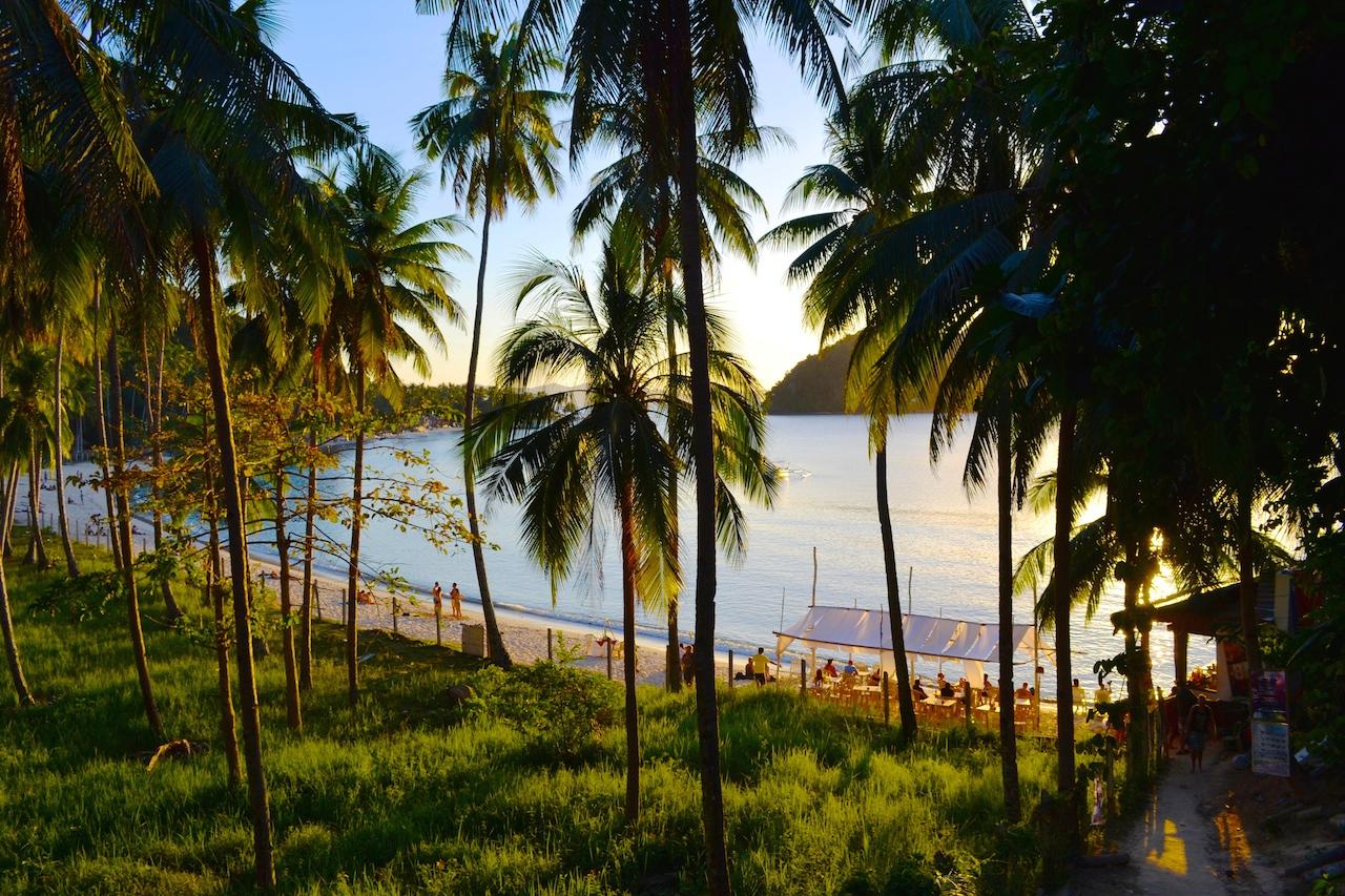 Shining Waters of Las Cabanas