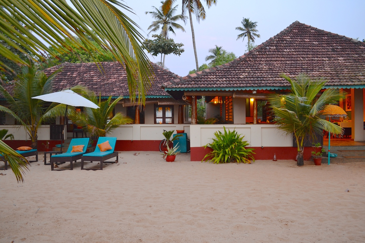 My home at Marari Beach