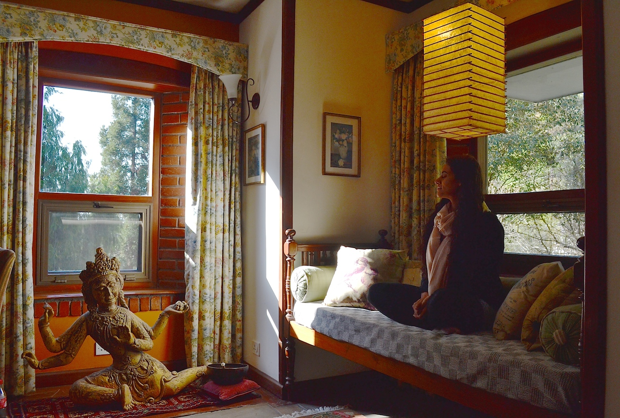 boutique luxury homestay in kumaon