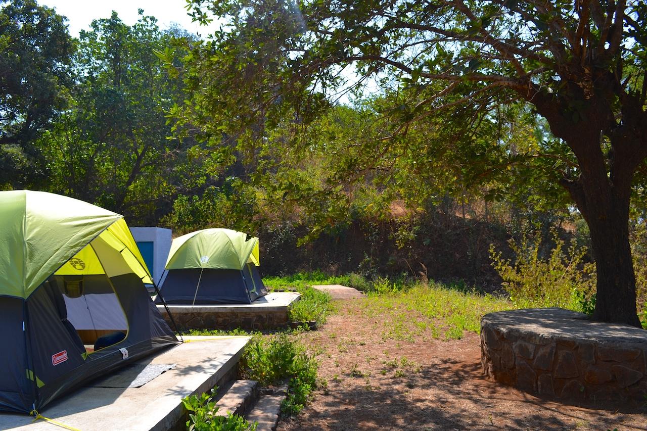 exclusive campsite in pawna maharashtra