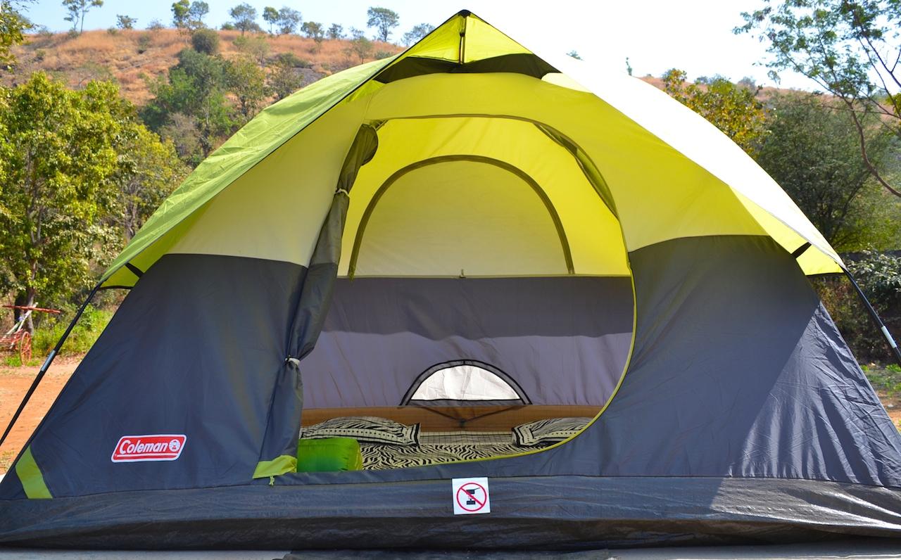 luxury campsite pawna maharashtra