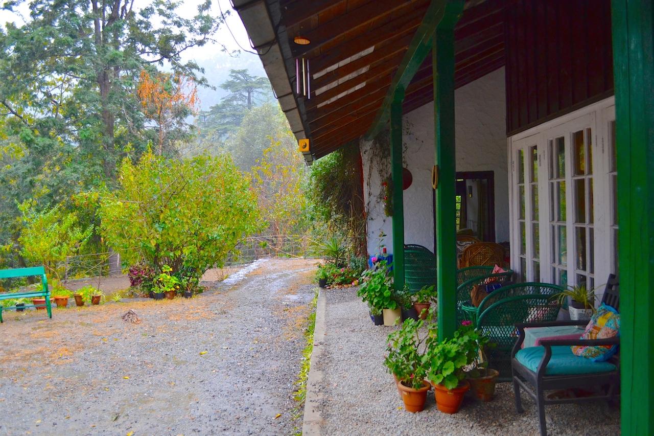 the retreat bhimtal wanderbug