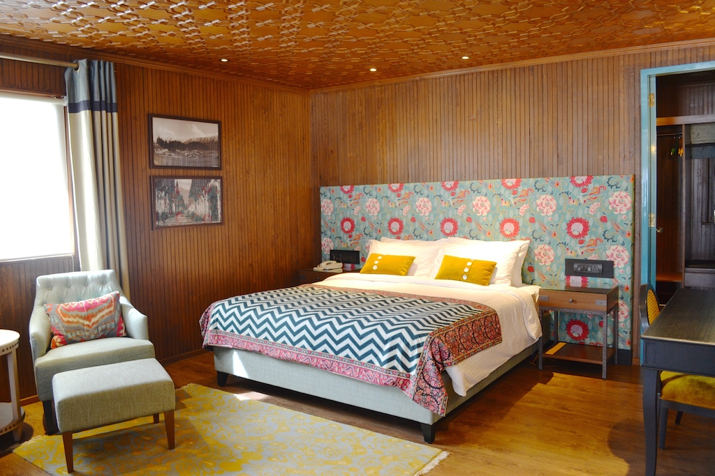 My cozy room in Gulmarg