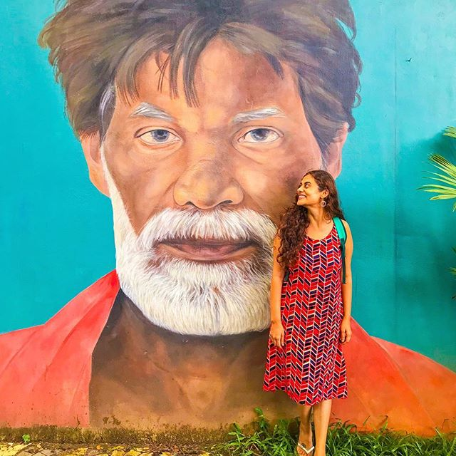 Sunshine, Smiles and Chettas! Come to Kerala this winter to experience the beautiful tropics and the Kochi-Muziris Biennale Art Festival. The streets will be full of colour, art and amazing souls from all around the world 🌎 . . Get in touch with me to plan your journey through stunning Kerala 🌴 . . #travel #instatravel #travelgram #india #kerala #indiatravelgram #indiatravel #wanderlust #wanderbug #loveindia #sheisnotlost #shetravels #travelplanner #naturelovers #dametraveler #photooftheday #picoftheday #art #streetart #kochi #kochibiennale #neverstopexploring #liveauthentic #lifeofadventure #explore #roamtheplanet