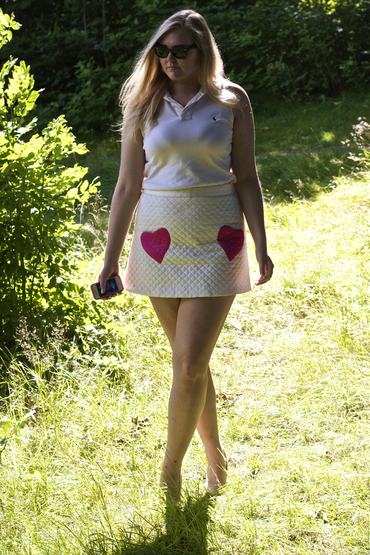 14.   Pink Hearts and Ralph Lauren