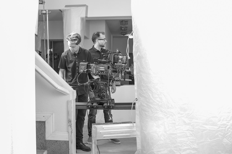 Camera operator and director