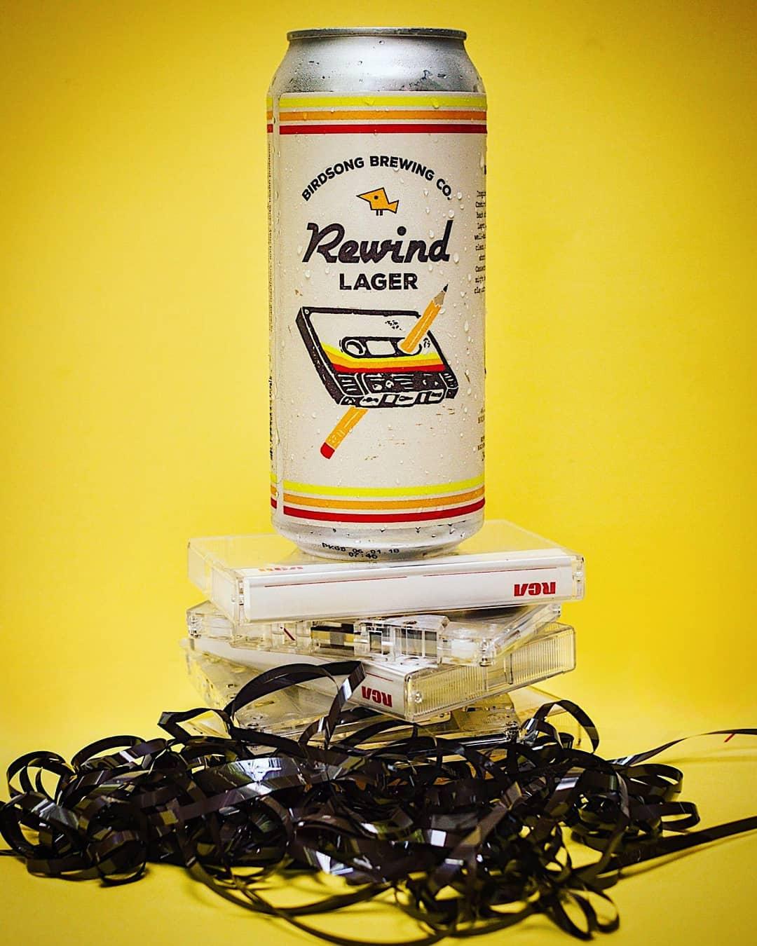 Rewind Lager