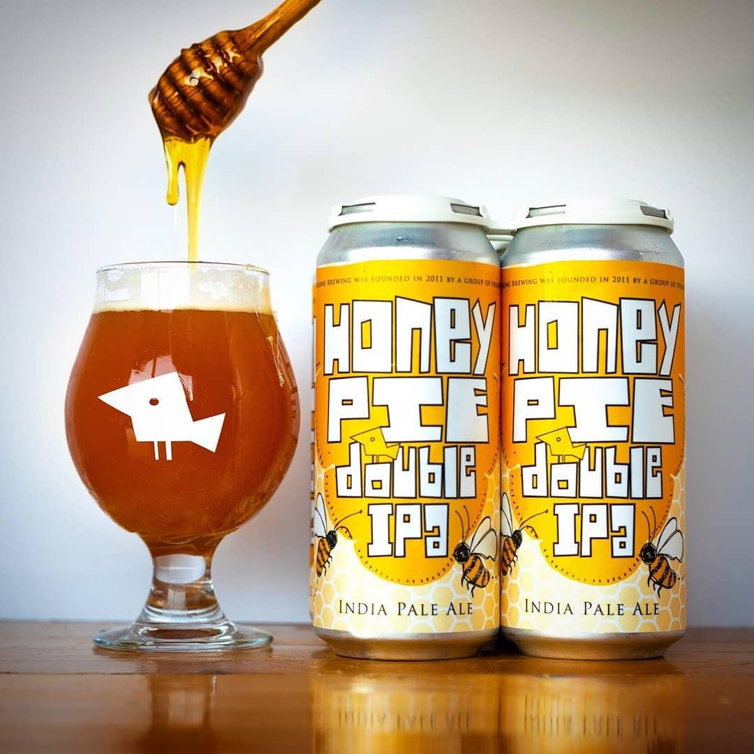 Honey Pie Double IPA