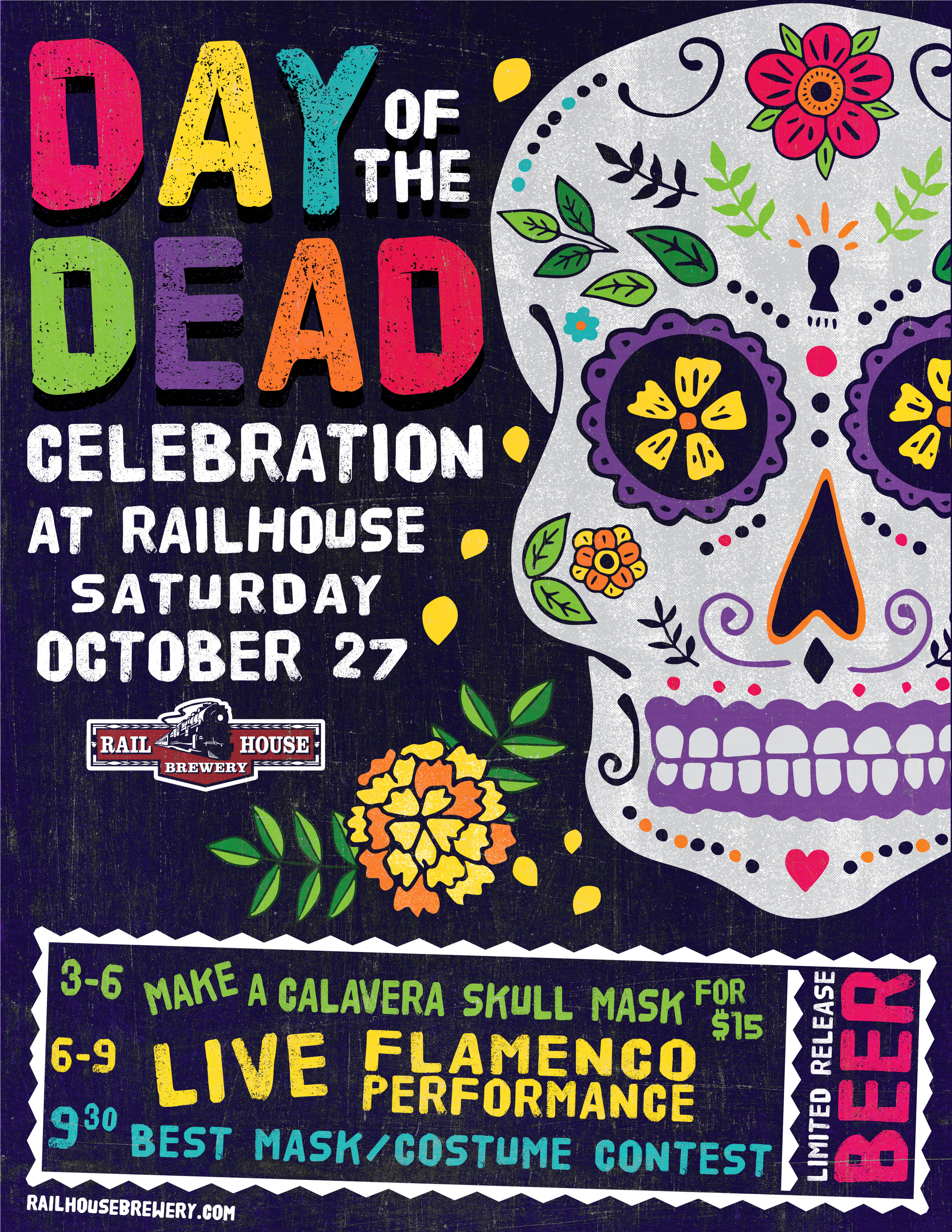 Day of the Dead 2018