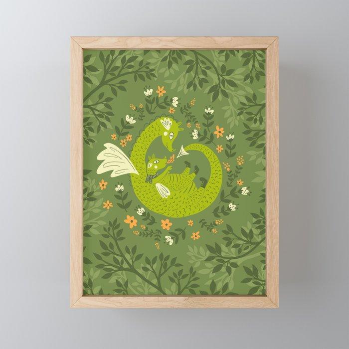 mama-and-baby-dragon-framed-mini-art-prints.jpg