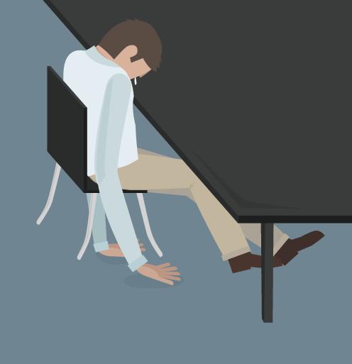 Sleepy Illustration