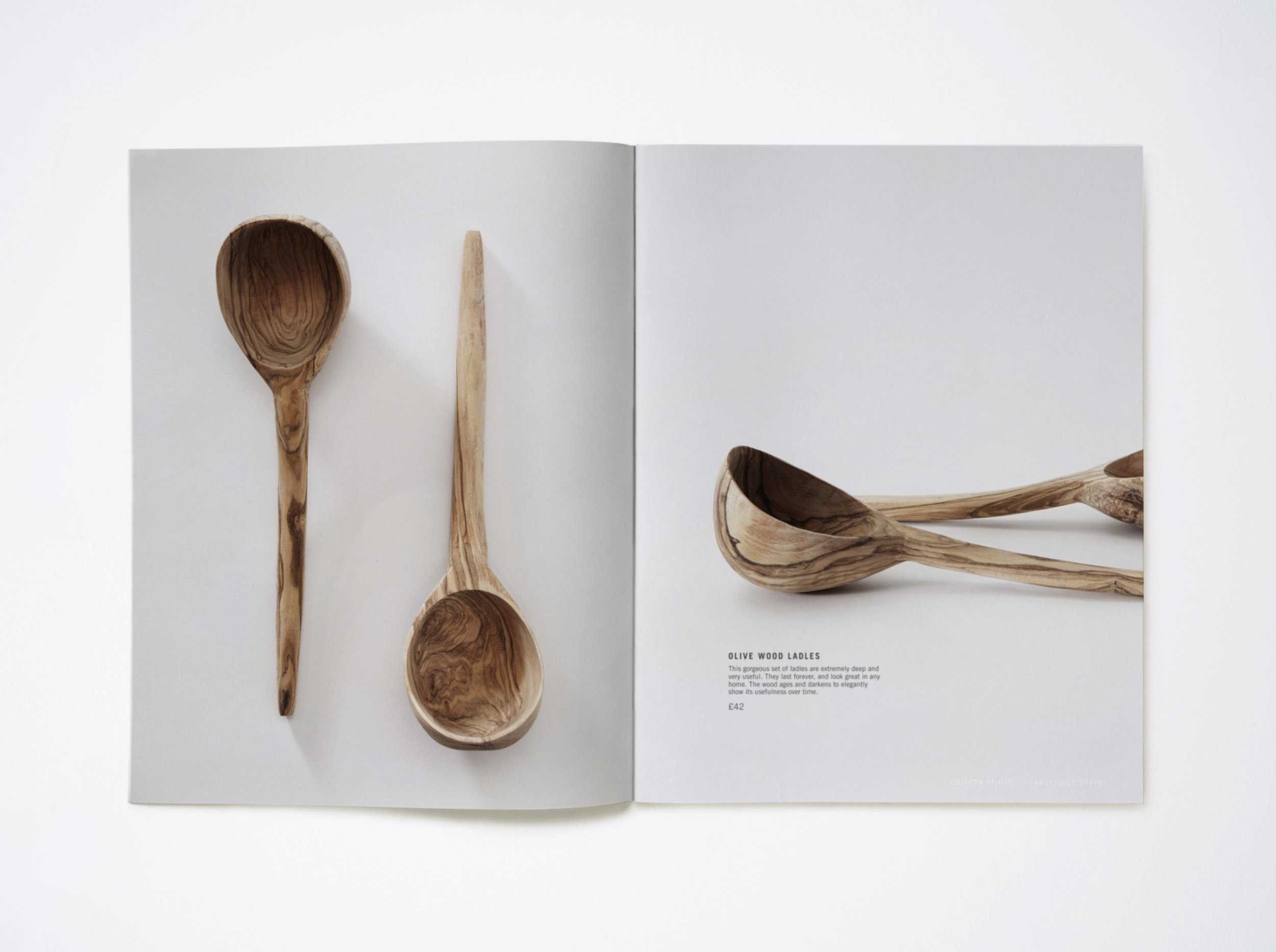 Objects Of Use Visual Identity + Print Design