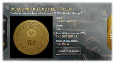 """Normal     0     0     1     8     47     1     1     57     11.768                          0             0     0                    Picture of """"The Hunger Game"""" movie's interactive website"""
