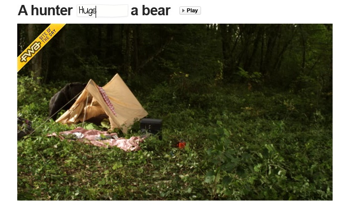 The hunter and the bear.jpg