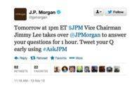 Image 2. J.P. Morgan fail (1), Twitter.com