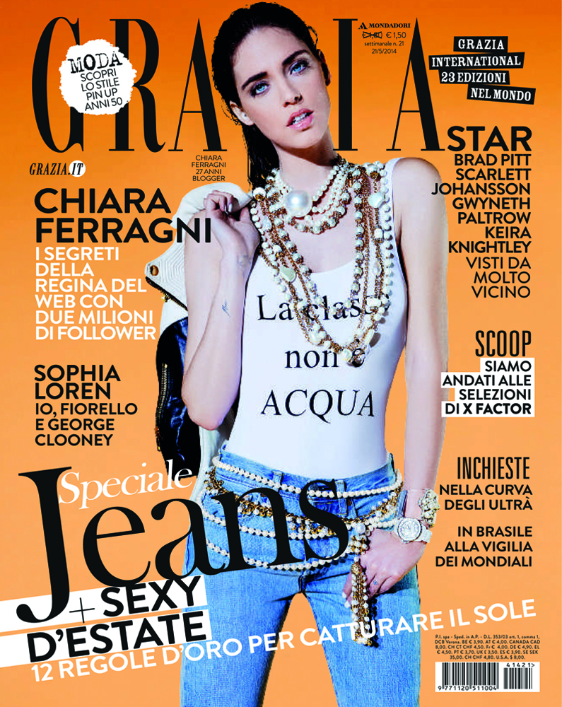 Chaira Ferragni – TheBlondSalad the most successful Italian fashion blogger
