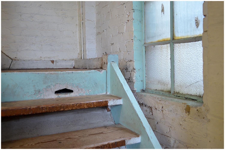 weekend snapshots - wooden stairs.jpg