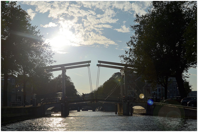 Amsterdam Canal in Sunshine.JPG