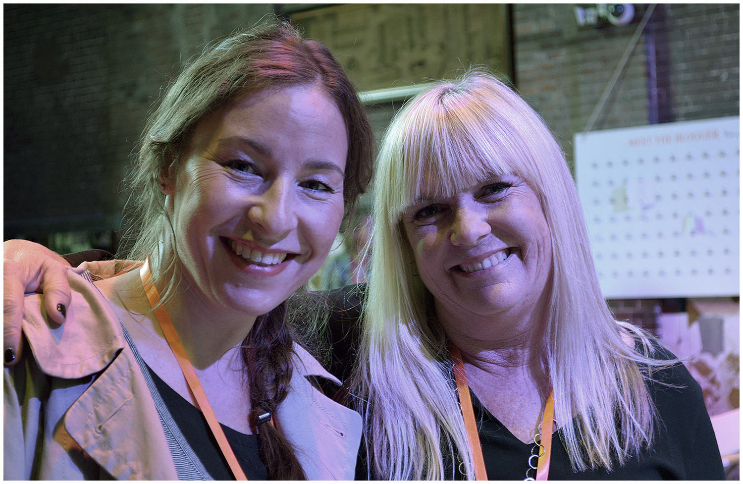 Amsterdam Meet the Blogger Victoria Smith and me.JPG