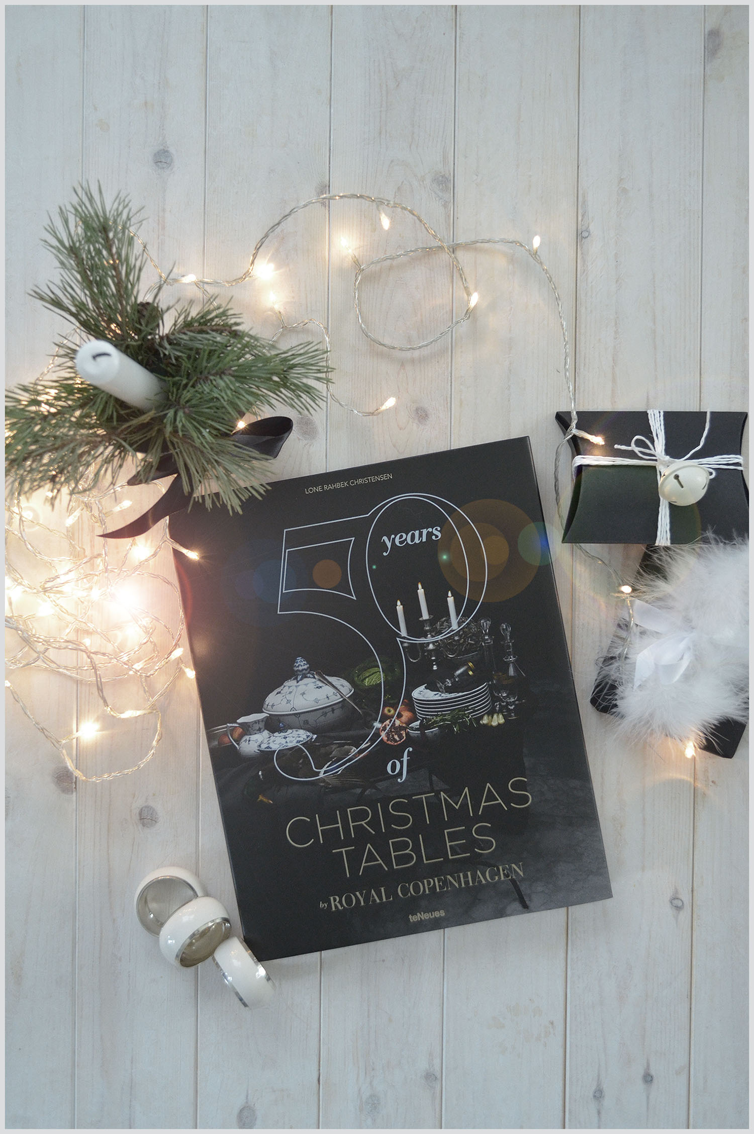 50 Years of Christmas Tables