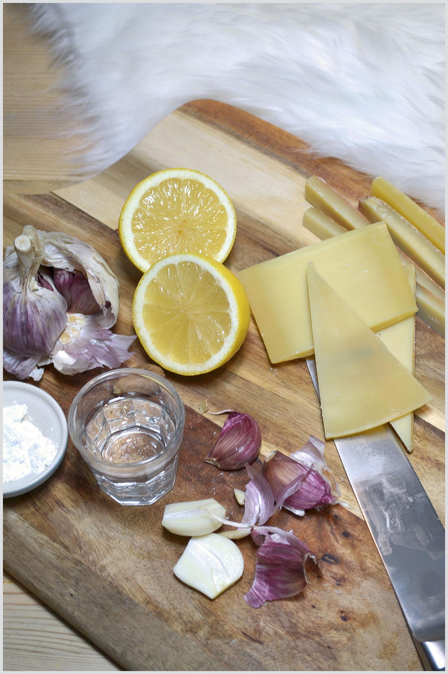 NYE Cheese Fondue