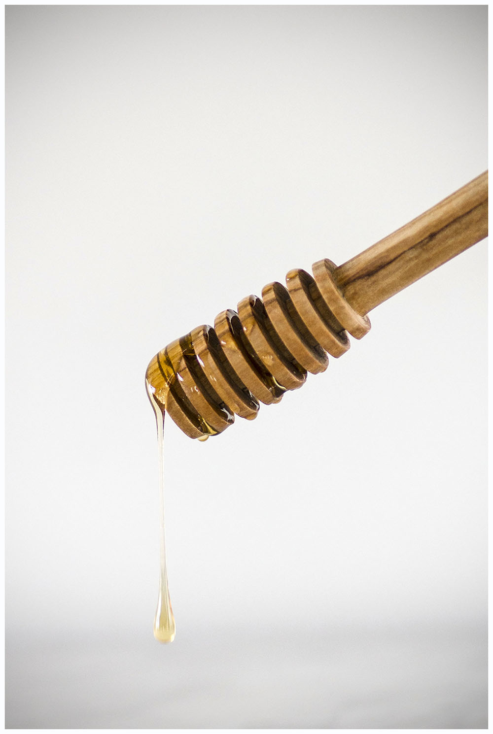 dripping honey
