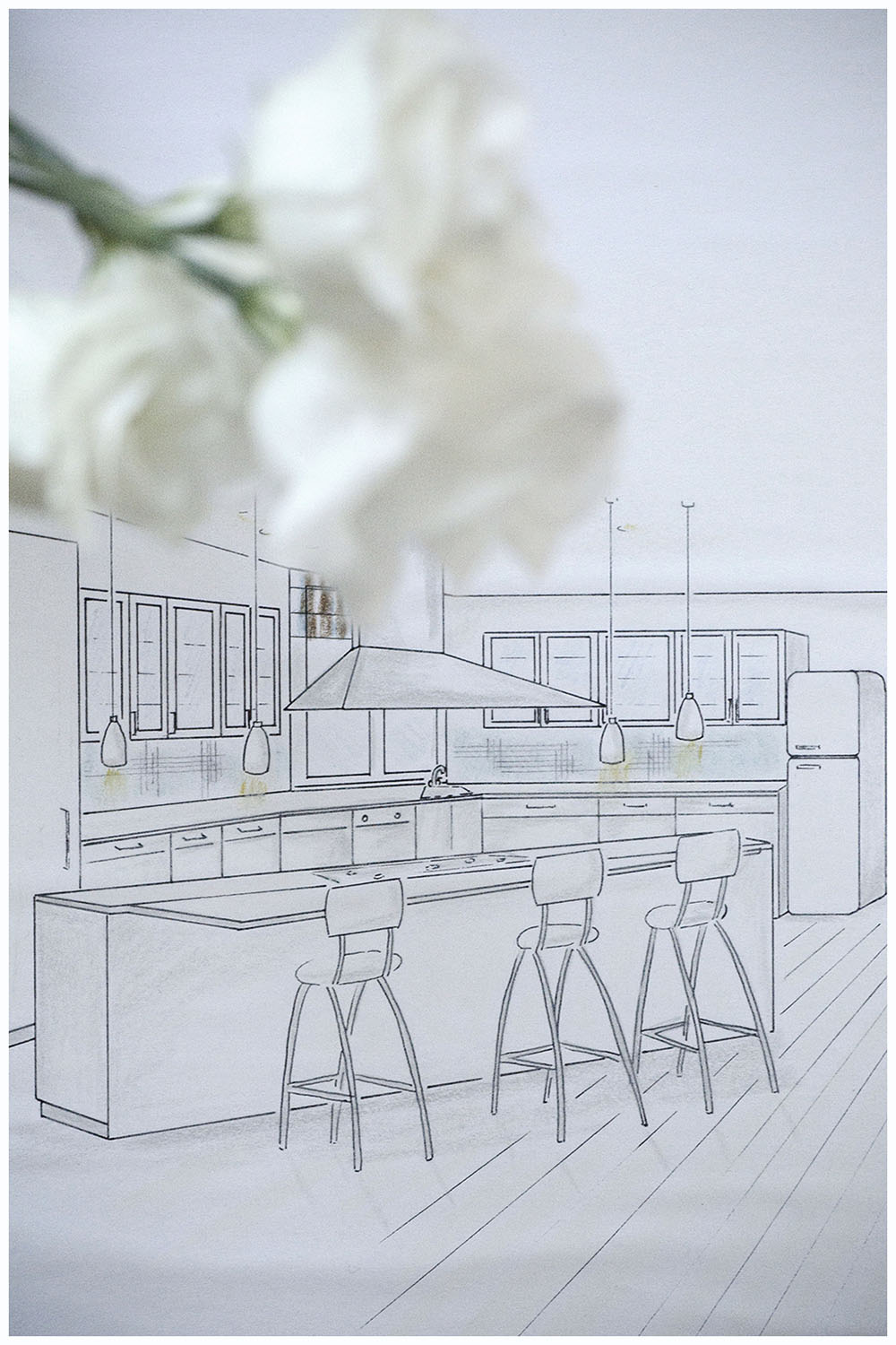 Interiors Drawings