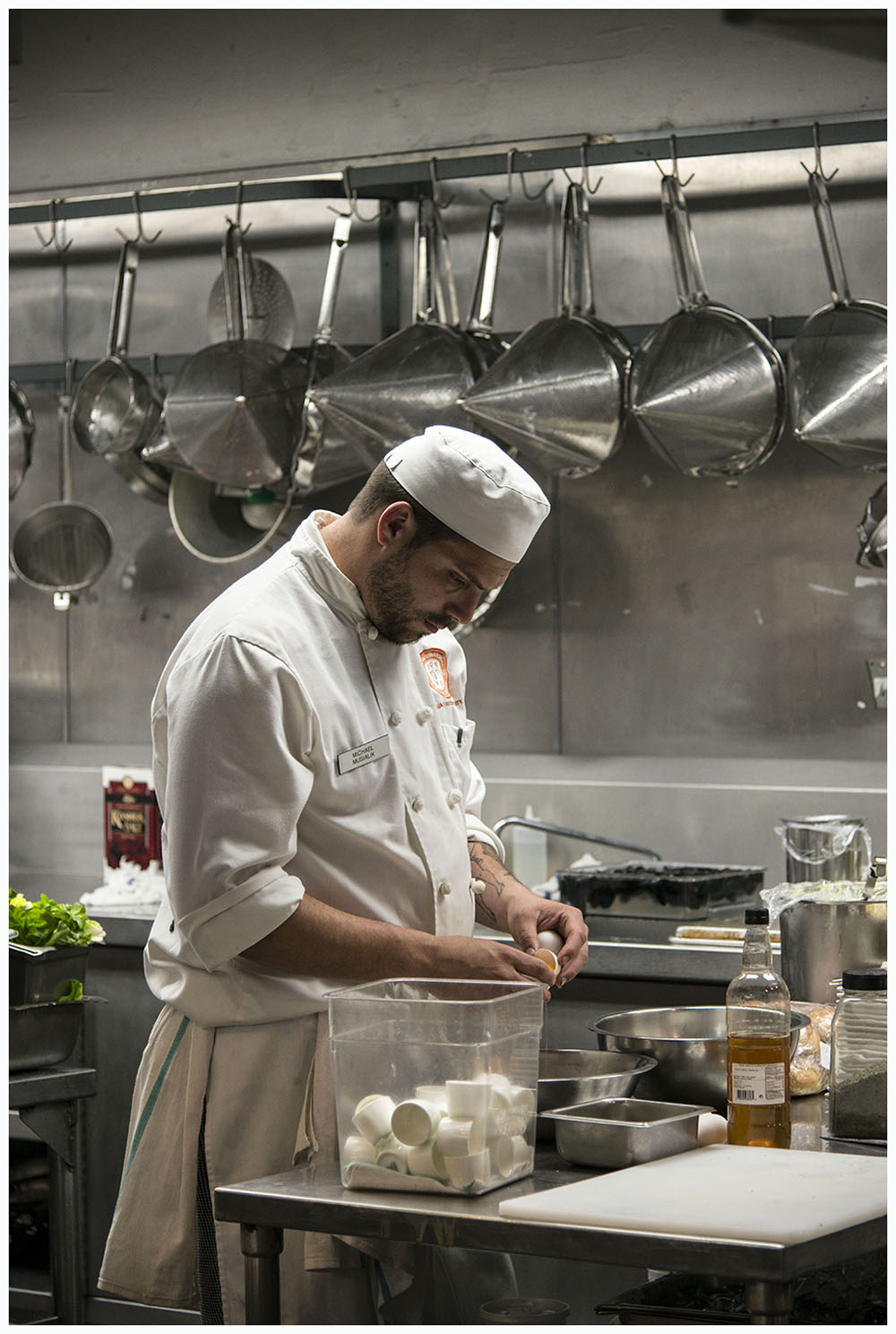 L'Ecole at the International Culinary Center NYC