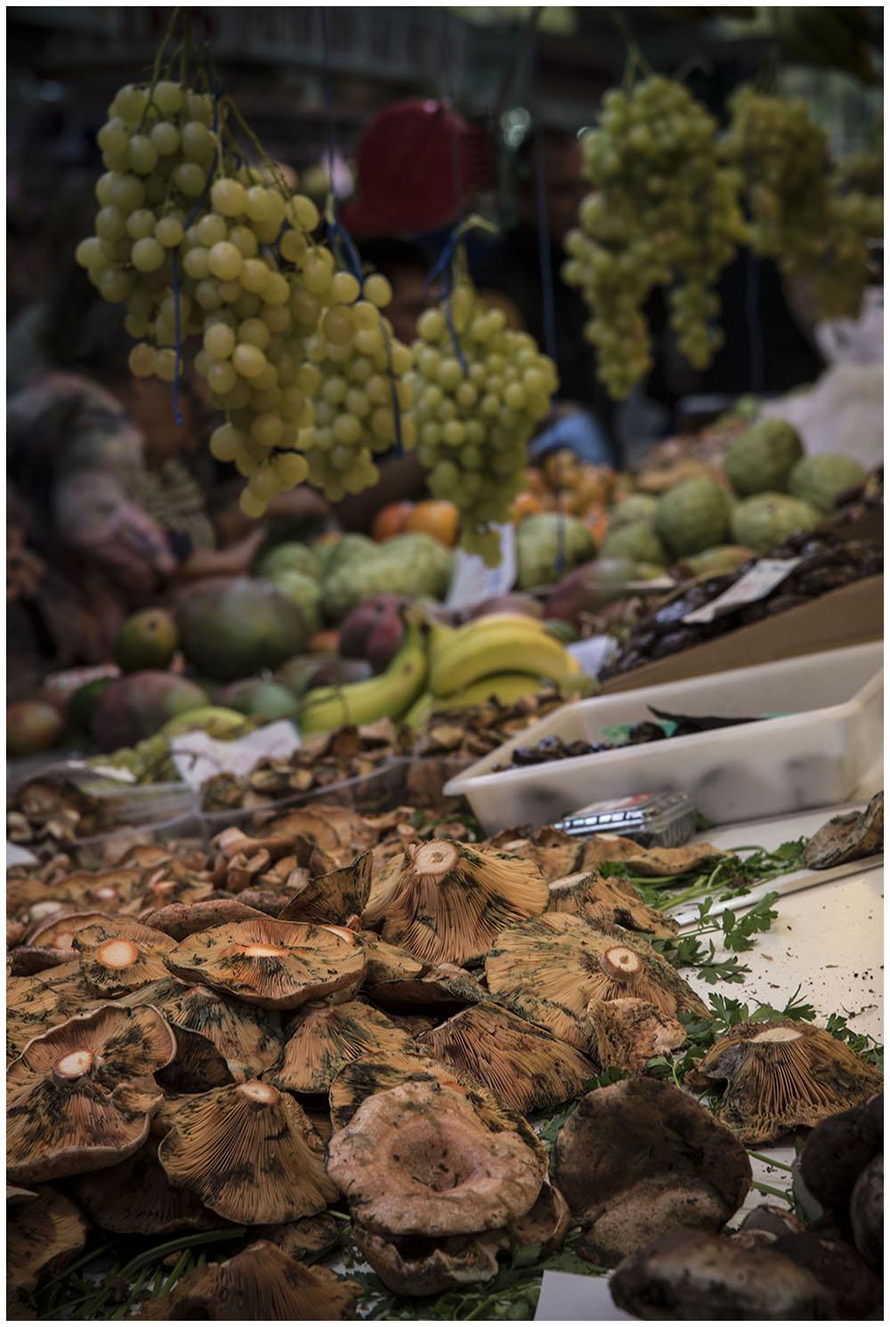 Valencia Food Market
