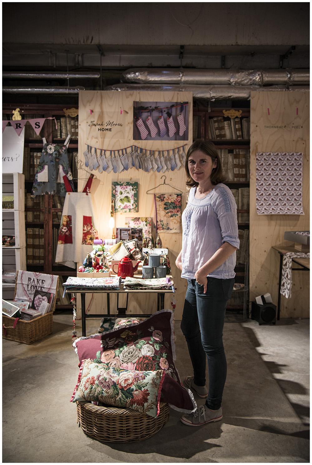 Sarah Moore Home