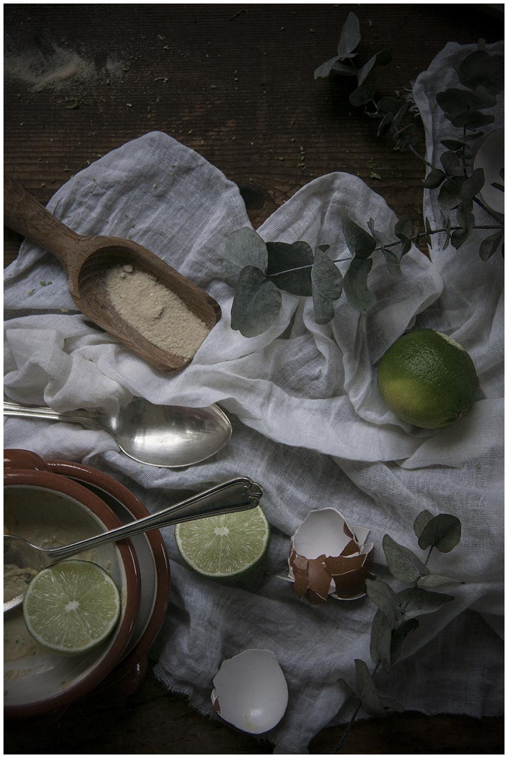 Ginger & Lime Crème Brûlée