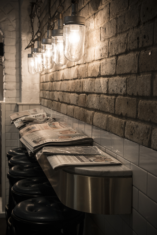 Ampersand Hotel Breakfast Room