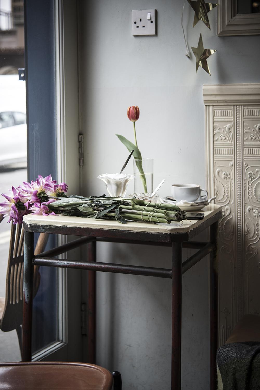 Morning at Maison Bertaux
