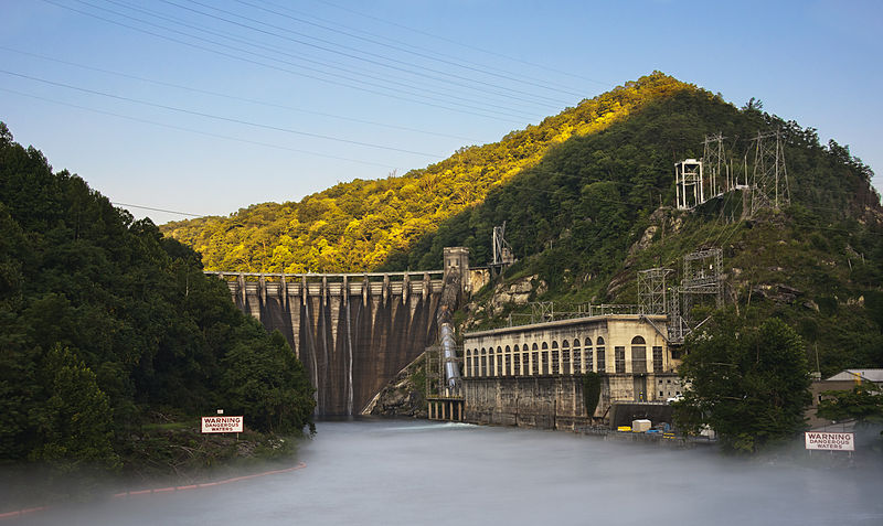 Cheoah Dam