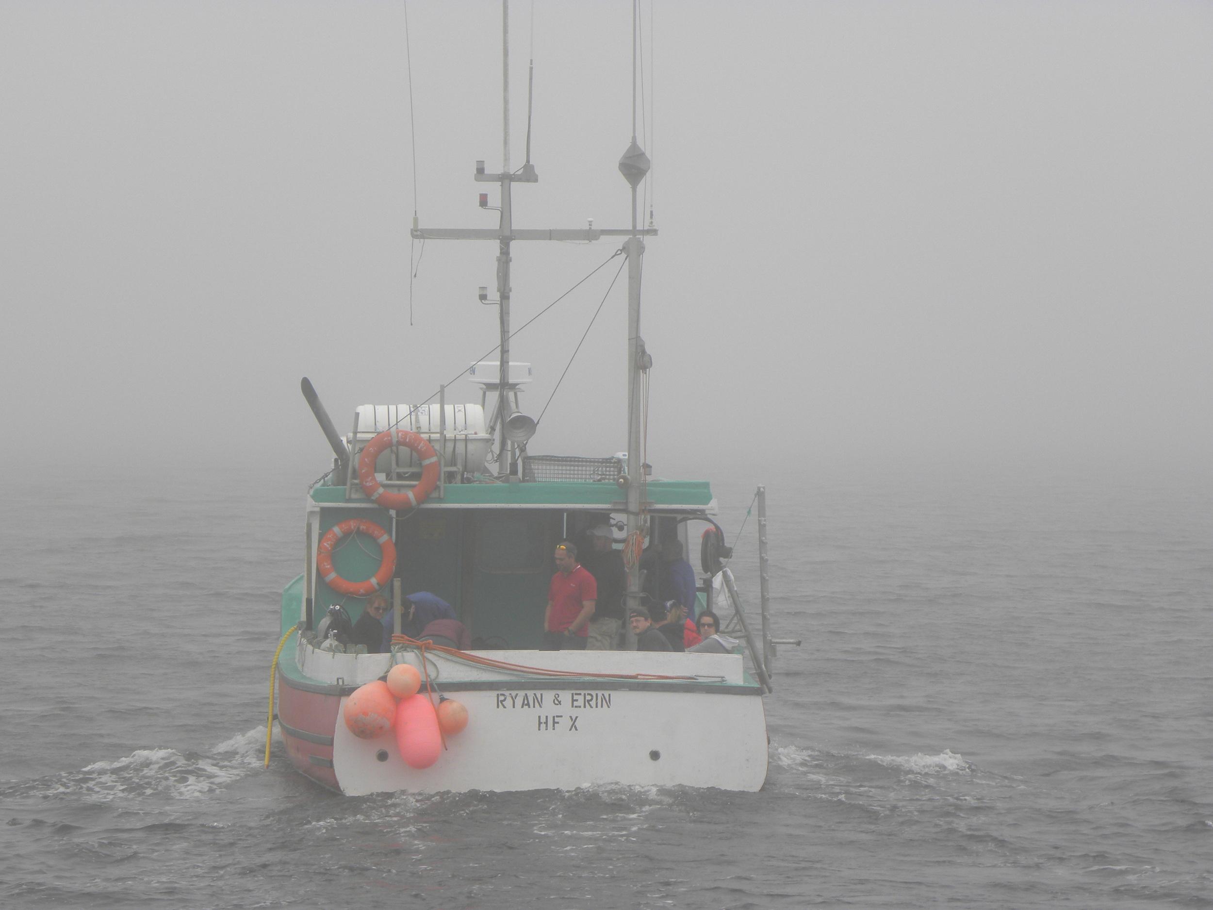 Scuba in Nova Scotia