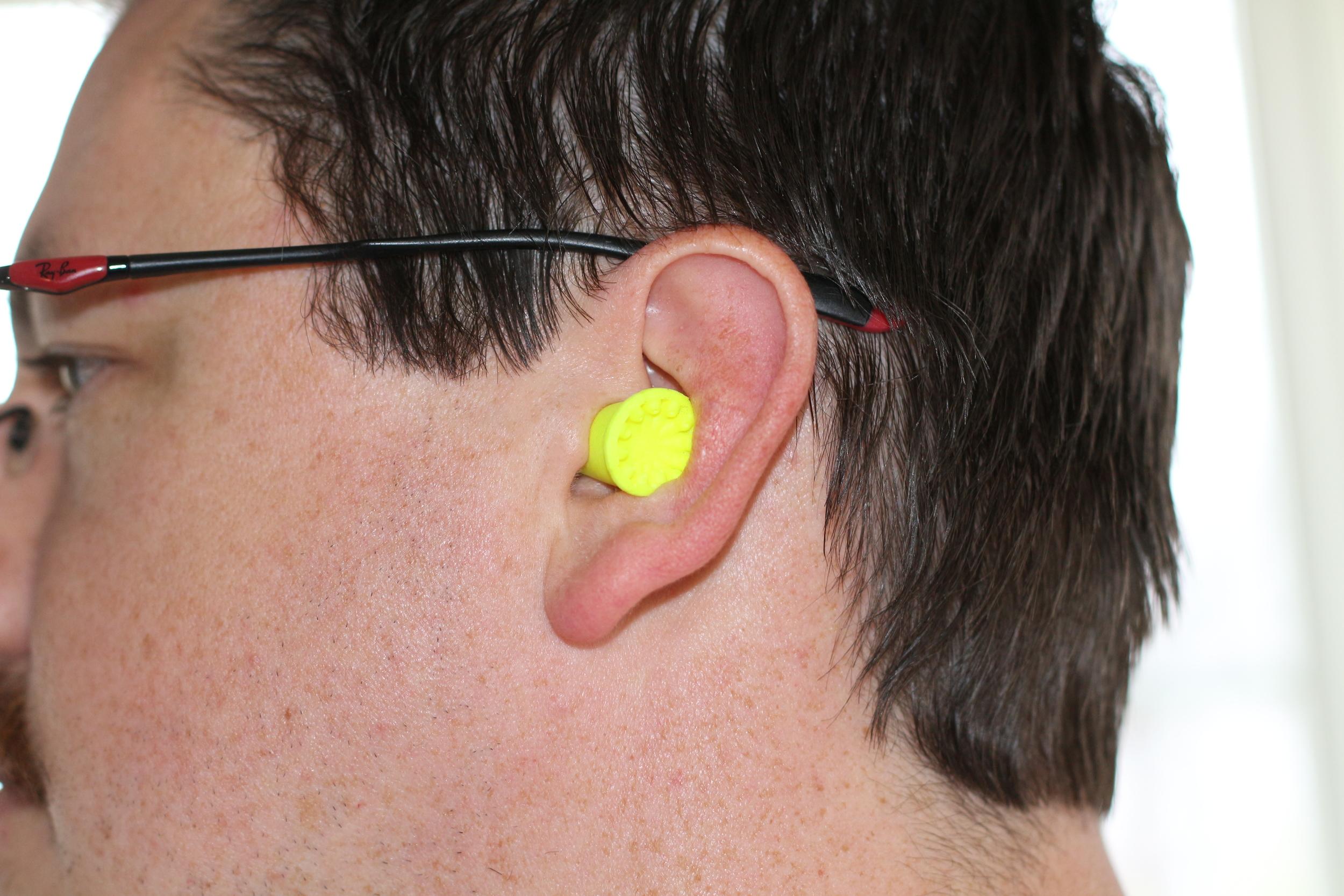 3M E-A-Rsoft FX in ear