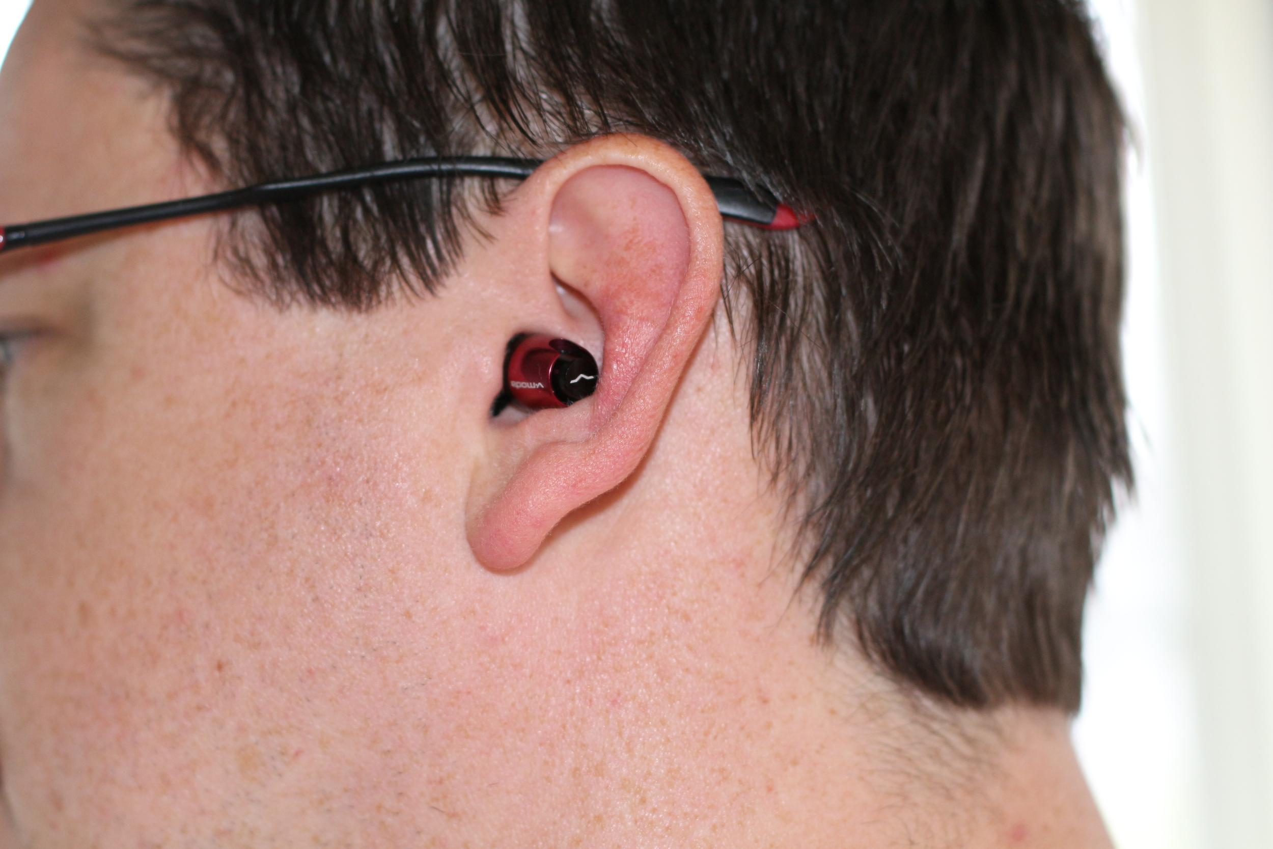 Faders In Ear