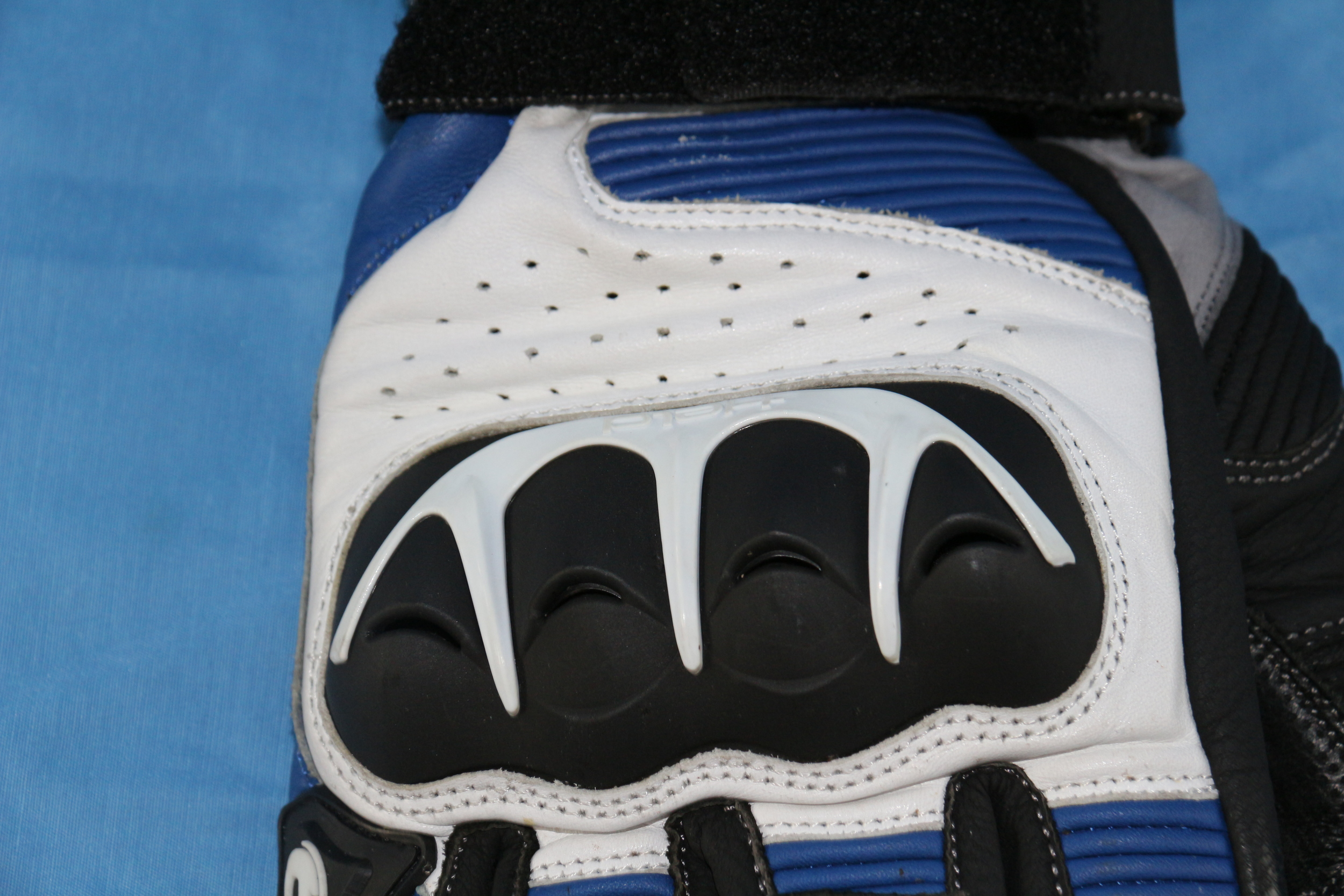 Knuckle Protector and Perforation