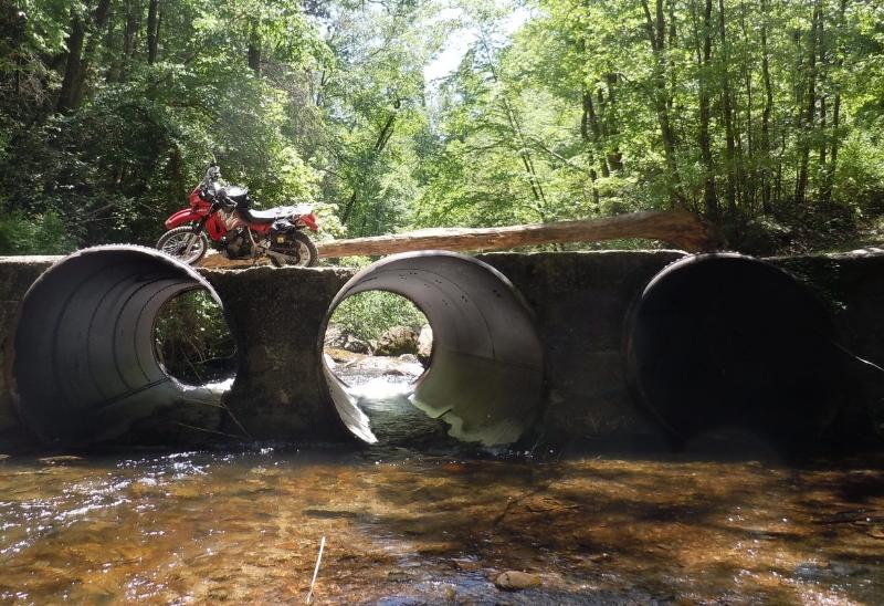 Bad Creek Boiler Bridge
