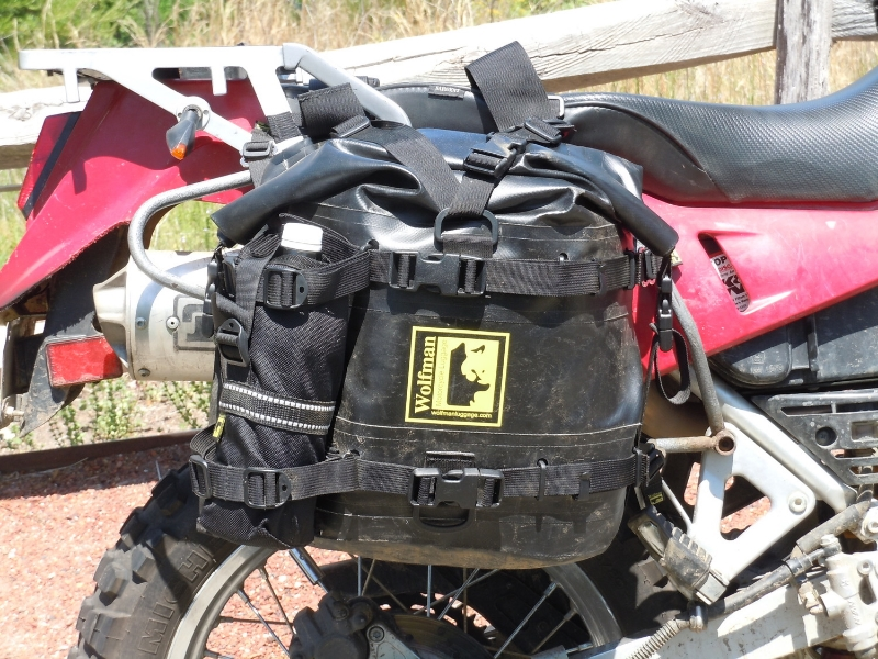 Wolfman Expedition Dry Saddlebags