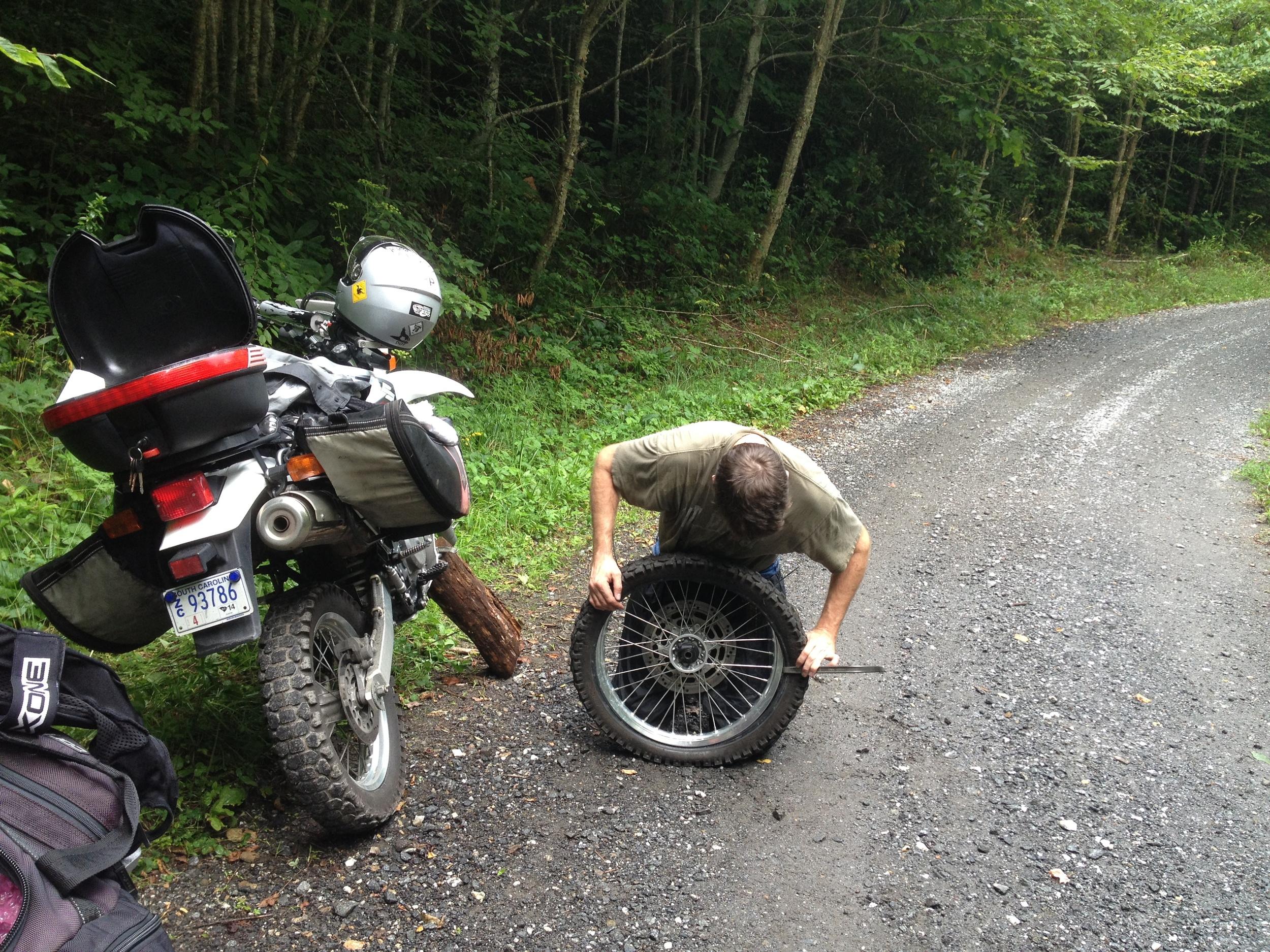 Trailside Tire Repair