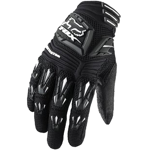Fox Pawtector Offroad Motorcycle Gloves