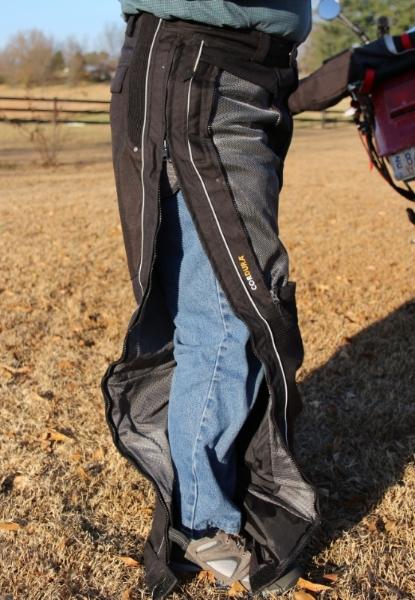 Full Length Zippers