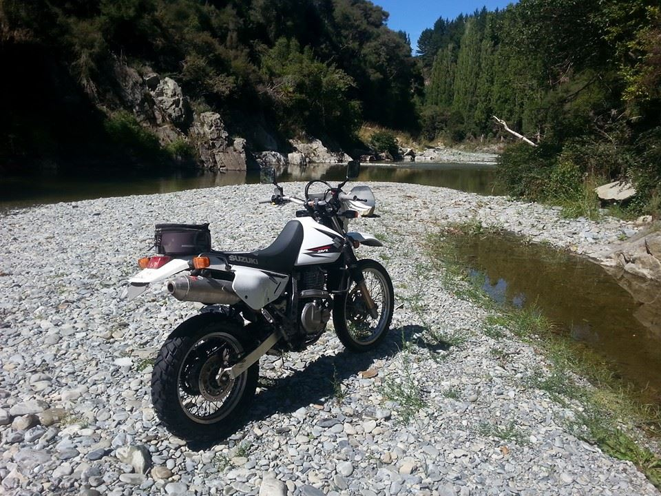 Suzuki DR650 VS Kawasaki KLR650 — Horizon ADV