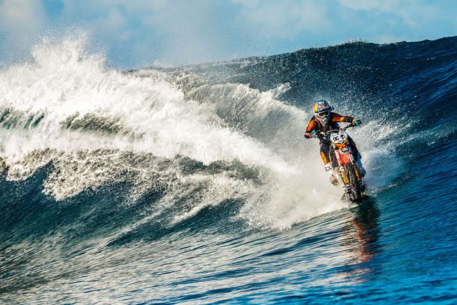 "Robbie Maddison in ""Pipe Dream"" - Garth Milan/DC Shoes"