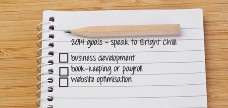 business goal setting scotland