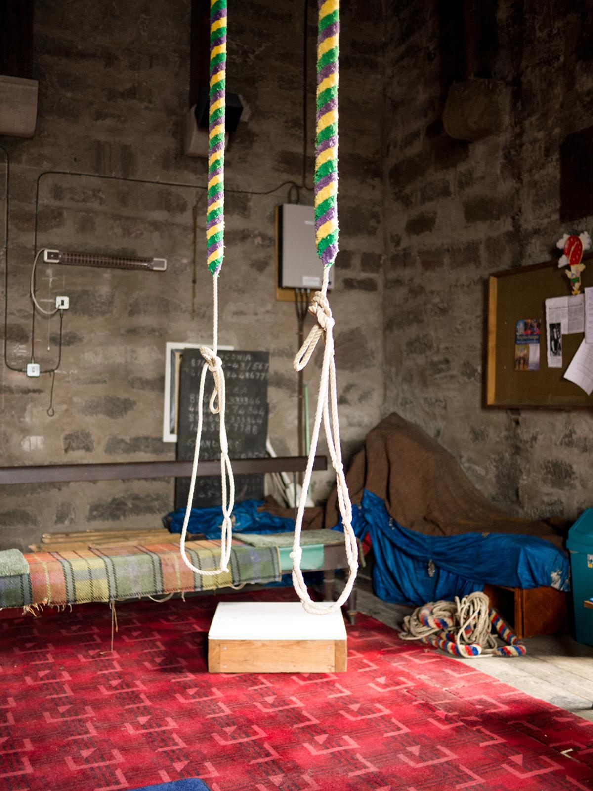 Bell Ringers Room