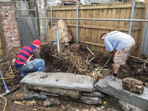 bamboo removal ninth ward nursery4